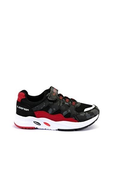 Slazenger Unisex Çocuk ENERGY Spor Ayakkabı SA10LF060-500X Siyah